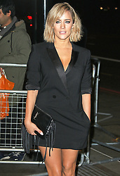 © London News Pictures. Caroline Flack, Music Industry Trusts Award, Grosvenor House, London UK, 02 November 2015, Photo by Brett D. Cove /LNP © London News Pictures.