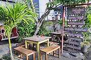Exterior of Betelnut Cafe.