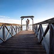 Maine Outdoor Wedding - Caitlin + Ben