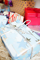 Christmas Gifts close up