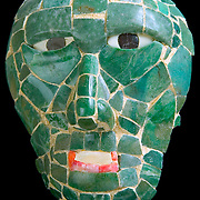 Jade Mask, Museum of Belize
