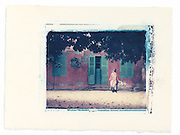 Typical home, Goree Island, Senegal<br />