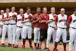 The Lafayette Leopards fell to the the Rutgers Scarlet Knights 11-10 in their second game of the NCAA World Series Regional held at Davenport Field in Charlottesville, VA on June 2, 2007.