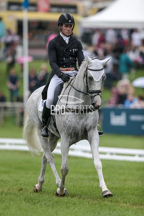 KILRONAN ridden by Paul Tapner at Bramham International Horse Trials 2016 at Bramham Park, Bramham, United Kingdom on 10 June 2016. Photo by Mark P Doherty.