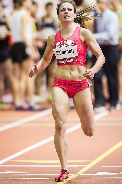 O'Connell, asics, womens 3000m, Armory Track Invitational Indoor,