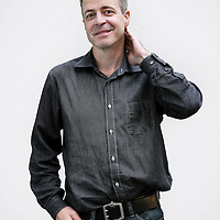 Nederland, Amsterdam , 6 augustus 2010..Addie Schulte, journalist en chef Buitenland voor Dagblad het Parool..Foto:Jean-Pierre Jans