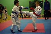 Cat 11 - 8-9yrs - Boys Kumite