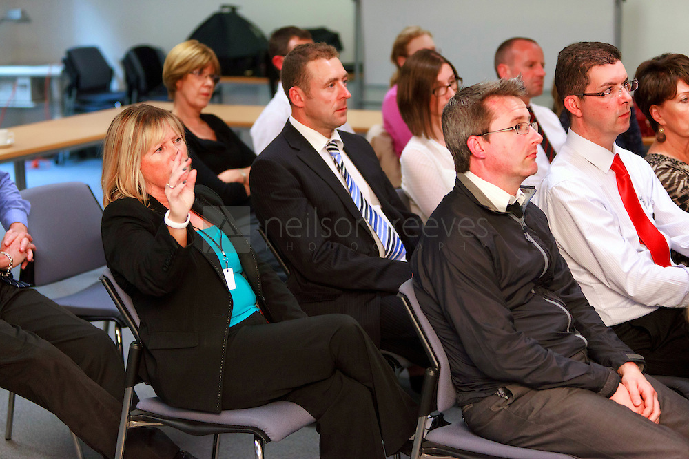 Conference Photography NHS Ormskirk
