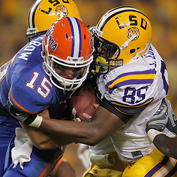 10-10 Florida at LSU