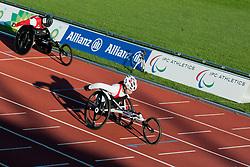 KELLER Patricia, SUPURGECI Zubeyde, 2014 IPC European Athletics Championships, Swansea, Wales, United Kingdom