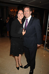 DR LIAM FOX MP and his wife JESME at a party to celebrate the 180th Anniversary of The Spectator magazine, held at the Hyatt Regency London - The Churchill, 30 Portman Square, London on 7th May 2008.<br /><br />NON EXCLUSIVE - WORLD RIGHTS