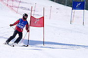 Polish athlete Konrad Cholodecki while Alpine Intermediate Super Gigant during 2013 Special Olympics World Winter Games PyeongChang at Yongpyong Resort on February 2, 2013...South Korea, PyeongChang, February 2, 2013..Picture also available in RAW (NEF) or TIFF format on special request...For editorial use only. Any commercial or promotional use requires permission...Photo by © Adam Nurkiewicz / Mediasport