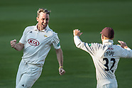 20 Apr 2018 - Surrey v Hampshire - Specsavers County Championship, day one