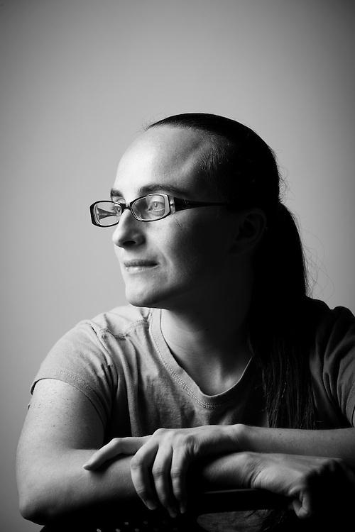 Amanda Daniel<br /> Army (Active, Guard)<br /> E-5<br /> Human Resources<br /> June 15, 2009 - Jan. 11, 2014<br /> Jan. 12, 2014 - Present<br /> OEF<br /> <br /> Veterans Portrait Project<br /> Fayetteville, NC