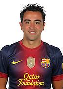 F.C. Barcelona 2012 / 2013. Xavi Hernandez...Photo: Gregorio / ALFAQUII