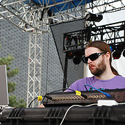 Jared Wilson performs at Movement 2008 (Detroit Electronic Music Festival).