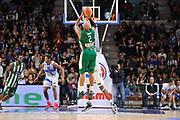 DESCRIZIONE : Campionato 2014/15 Dinamo Banco di Sardegna Sassari - Sidigas Scandone Avellino<br /> GIOCATORE : Sundiata Gaines<br /> CATEGORIA : Tiro Tre Punti Three Point Controcampo<br /> SQUADRA : Sidigas Scandone Avellino<br /> EVENTO : LegaBasket Serie A Beko 2014/2015<br /> GARA : Dinamo Banco di Sardegna Sassari - Sidigas Scandone Avellino<br /> DATA : 24/11/2014<br /> SPORT : Pallacanestro <br /> AUTORE : Agenzia Ciamillo-Castoria / Claudio Atzori<br /> Galleria : LegaBasket Serie A Beko 2014/2015<br /> Fotonotizia : Campionato 2014/15 Dinamo Banco di Sardegna Sassari - Sidigas Scandone Avellino<br /> Predefinita :