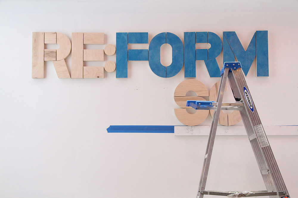 Re:form School Installation