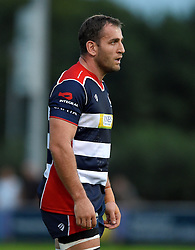 Giorgi Nemsadze of Bristol United  - Mandatory by-line: Joe Meredith/JMP - 12/09/2016 - RUGBY - Clifton RFC - Bristol, England - Bristol United v Harlequins A - Aviva A League