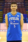 12-03-2011 MILANO ALL STAR GAME 2011 NAZIONALE ITALIANA<br /> IN FOTO: JEFFREY VIGGIANO<br /> FOTO CIAMILLO