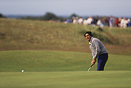 Seve Ballesteros<br /> The Open Championship 1990<br /> Picture Credit:  Mark Newcombe / visionsingolf.com