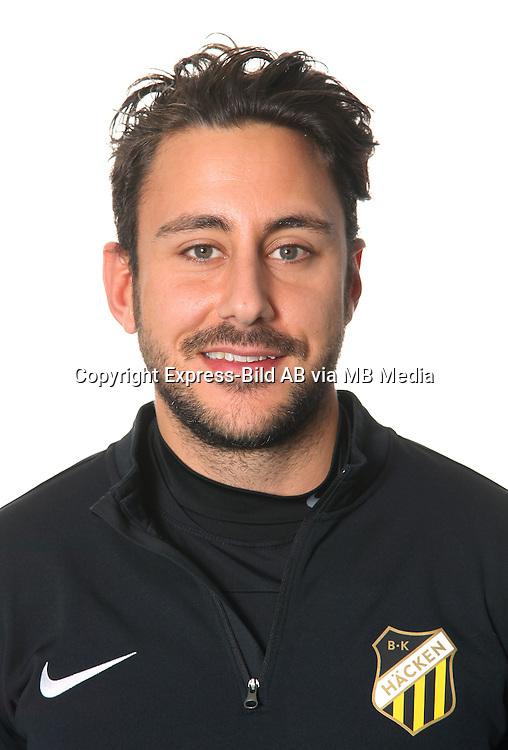 Patrik Ghazarian<br /> Halvfigur<br /> @Leverans<br /> Allsvenskan 2016<br /> Fotboll