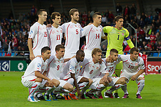 110611 Denmark v Switzerland