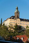 Schloss Heidecksburg, Rudolstadt, Thüringen, Deutschland | castle Heidecksburg, Rudolstadt, Thuringia, Germany