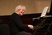 Sir Simon Rattle makes his Wigmore Hall debut playing piano with Magdalena Kožená, Sir Simon Rattle and Friends.