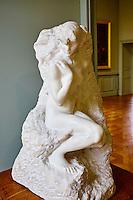 France, Paris (07), musée Rodin, 77 rue de Varenne, Galatée // France, Paris, Rodin museum, Galatea