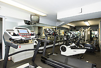 Gym at 4 West 109th Street