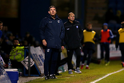 Bristol Rovers manager Darrell Clarke - Mandatory by-line: Robbie Stephenson/JMP - 16/12/2017 - FOOTBALL - MEMS Priestfield Stadium - Gillingham, England - Gillingham v Bristol Rovers - Sky Bet League One