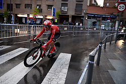 Lucinda Brand (NED) at La Madrid Challenge by La Vuelta 2019 - Stage 1, a 9.3 km individual time trial in Boadilla del Monte, Spain on September 14, 2019. Photo by Sean Robinson/velofocus.com