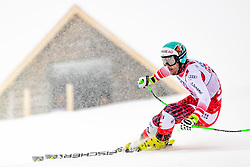 February 9, 2019 - Re, SWEDEN - 190209 Vincent Kriechmayr of Austria competes in the downhill during the FIS Alpine World Ski Championships on February 9, 2019 in re  (Credit Image: © Daniel Stiller/Bildbyran via ZUMA Press)