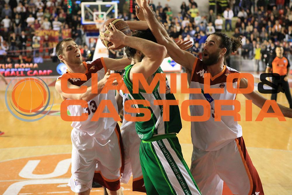 DESCRIZIONE : Roma Lega A 2012-2013 Acea Roma Sidigas Avellino<br /> GIOCATORE : Ivanov Kaloyan <br /> CATEGORIA : difesa<br /> SQUADRA : Sidigas Avellino<br /> EVENTO : Campionato Lega A 2012-2013 <br /> GARA : Acea Roma Sidigas Avellino<br /> DATA : 07/04/2013<br /> SPORT : Pallacanestro <br /> AUTORE : Agenzia Ciamillo-Castoria/M.Simoni<br /> Galleria : Lega Basket A 2012-2013  <br /> Fotonotizia : Roma Lega A 2012-2013 Acea Roma Sidigas Avellino<br /> Predefinita :