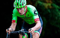 02.07.2017, Graz, AUT, Ö-Tour, Österreich Radrundfahrt 2017, 1. Etappe, Prolog, im Bild Sep Vanmarcke (BEL, Cannondale Drapac Professional Cycling Team) // during Stage 1, Prolog of 2017 Tour of Austria. Graz, Austria on 2017/07/02. EXPA Pictures © 2017, PhotoCredit: EXPA/ JFK
