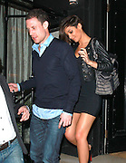 05.MARCH.2011. LONDON<br /> <br /> FOOTBALLER WAYNE BRIDGE WITH THE SATURDAYS SINGER AND GIRLFRIEND FRANKIE SANDFORD LEAVING THE NOZOMI RESTAURANT IN KNIGHTSBRIDGE, CENTRAL LONDON.<br /> <br /> BYLINE: EDBIMAGEARCHIVE.COM<br /> <br /> *THIS IMAGE IS STRICTLY FOR UK NEWSPAPERS AND MAGAZINES ONLY*<br /> *FOR WORLD WIDE SALES AND WEB USE PLEASE CONTACT EDBIMAGEARCHIVE - 0208 954 5968*