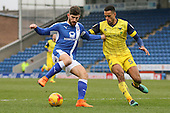 Chesterfield v Oxford United 250217