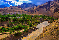 Indus River; Ladakh, Jammu and Kashmir State, India.
