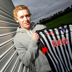 DAFC Signing | Pitreavie | 24 January 2014