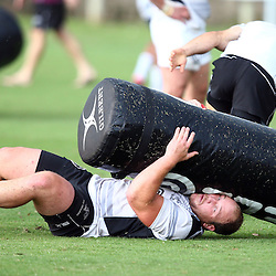 DURBAN, SOUTH AFRICA, 17 November 2015 - Kyle Cooper during The Pre-season training squad and coaching team announcement at Growthpoint Kings Park in Durban, South Africa. (Photo by Steve Haag)<br /> images for social media must have consent from Steve Haag