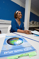 Student on a Tourism and Travel course at Barnet College North London