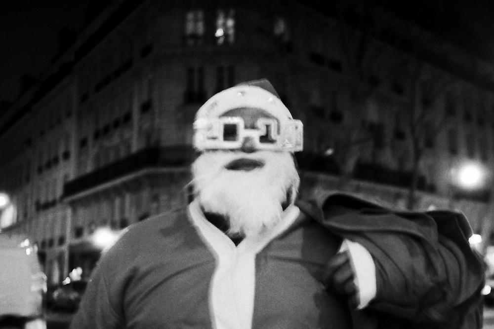 Christmas, Paris
