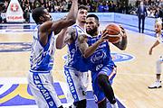 DESCRIZIONE : Beko Legabasket Serie A 2015- 2016 Dinamo Banco di Sardegna Sassari - Acqua Vitasnella Cantu'<br /> GIOCATORE : Walter Hodge<br /> CATEGORIA : Passaggio Penetrazione<br /> SQUADRA : Acqua Vitasnella Cantu'<br /> EVENTO : Beko Legabasket Serie A 2015-2016<br /> GARA : Dinamo Banco di Sardegna Sassari - Acqua Vitasnella Cantu'<br /> DATA : 24/01/2016<br /> SPORT : Pallacanestro <br /> AUTORE : Agenzia Ciamillo-Castoria/L.Canu