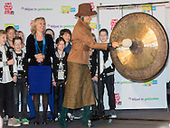 Utrecht, 24-02-2016<br /> <br /> Queen Maxima attends a National Education Exhibition.<br /> <br /> <br /> COPYRIGHT ROYALPORTRAITS EUROPE/ BERNARD RUEBSAMEN