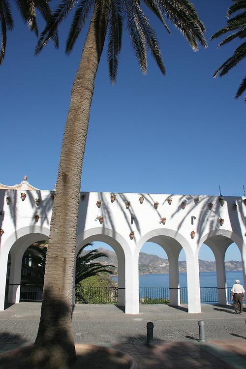 Nerja; Balcon de Europa; Costa del Sol; Spain;