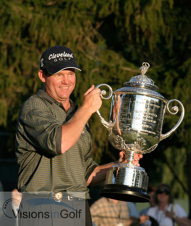 2003 PGA Championship at Oak Hill GC, Rochester NY<br />