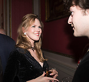DAISY DUNN, Literary Review Christmas party and Bad SEx Awards. In and Out club. St. James Sq. London. 3 December 2018