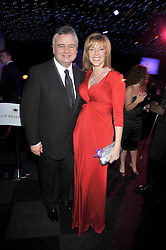 EAMONN HOLMES and RUTH LANGSFORD at The Butterfly Ball in aid of the Caudwell Children Charity held in Battersea park, London on 14th May 2009.