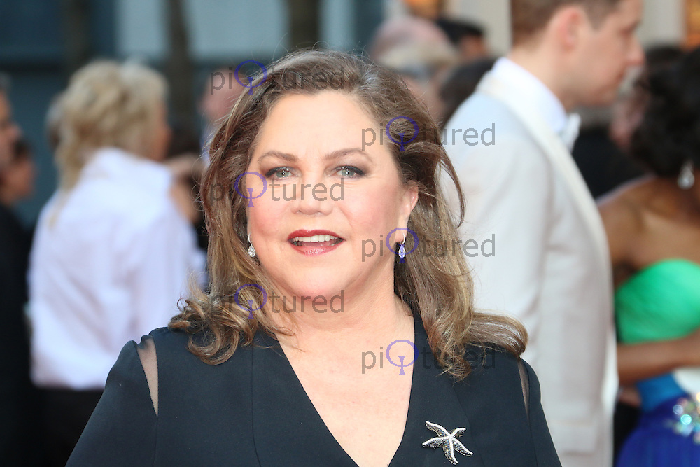 Kathleen Turner, The Laurence Olivier Awards, Royal Opera House, London UK, 13 April 2014, Photo by Richard Goldschmidt